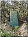 SP2583 : Hollyberry End trig point by Richard Law