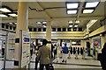 TQ3080 : Embankment Underground Station by N Chadwick