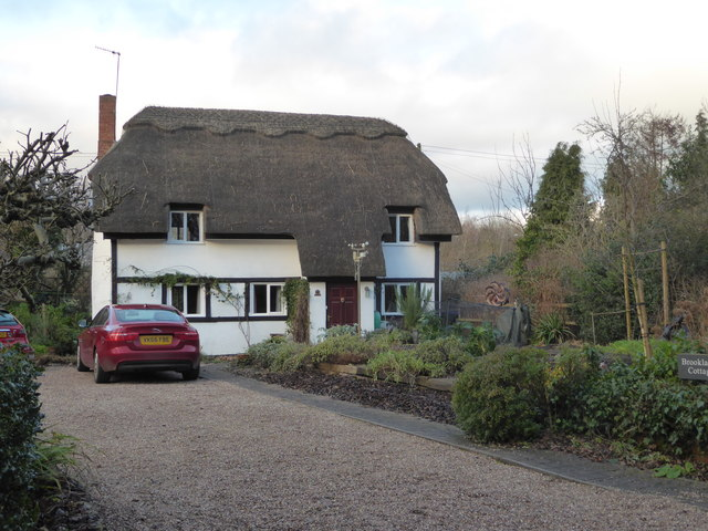 Thatched cottage, Swinesherd