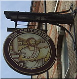 TA0827 : Sign for the Criterion Hotel, Hull by JThomas