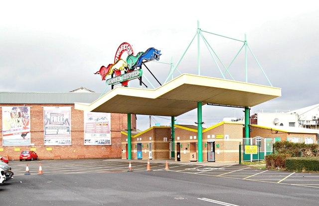 Stadium, Owlerton, Sheffield, S.Yorks