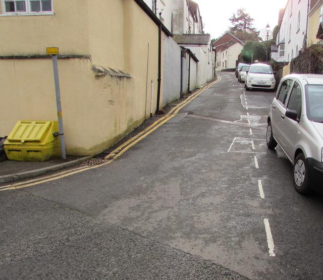 Steep Street, Chepstow