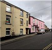 ST5393 : Hardwick Terrace, Chepstow by Jaggery