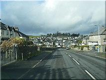 SD3876 : Holme Lane, Allithwaite by Colin Pyle