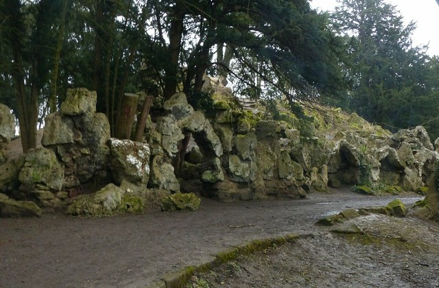 The Grotto, Elvaston Castle grounds