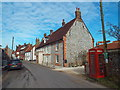 TG0443 : High Street, Cley-next-the-Sea by Malc McDonald