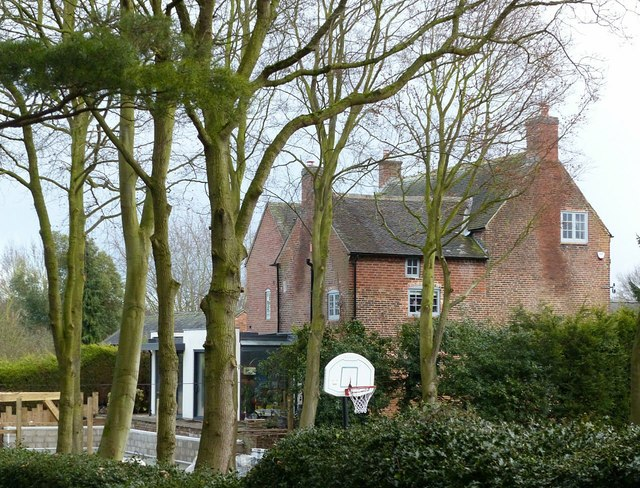 Gardens Farmhouse, Elvaston Castle