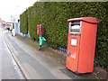 SE1528 : Postboxes, New Works Road, Low Moor by Stephen Craven