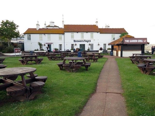 The Inn on the Quay at Goodrington