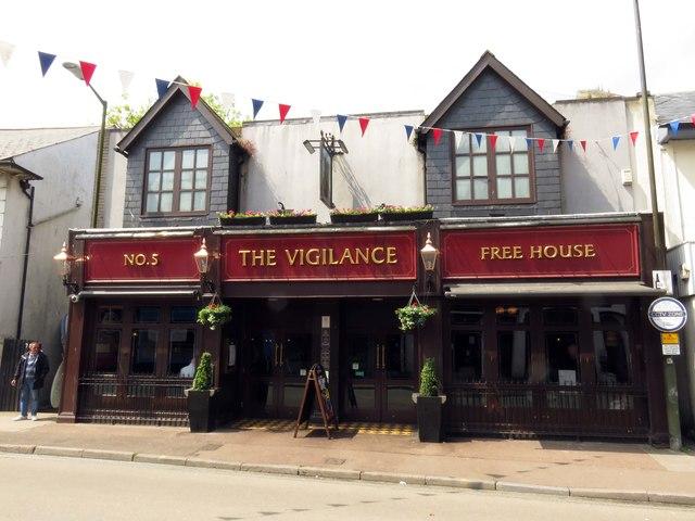 The Vigilance on Bolton Street