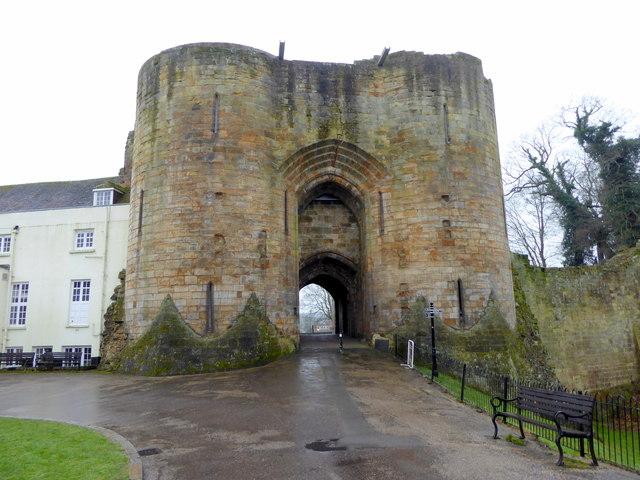 Tonbridge Castle, Gatehouse