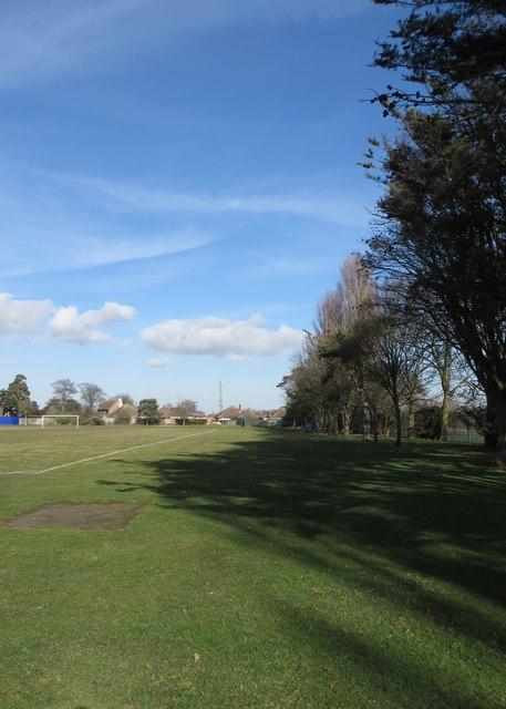 Recreation ground, Clacton