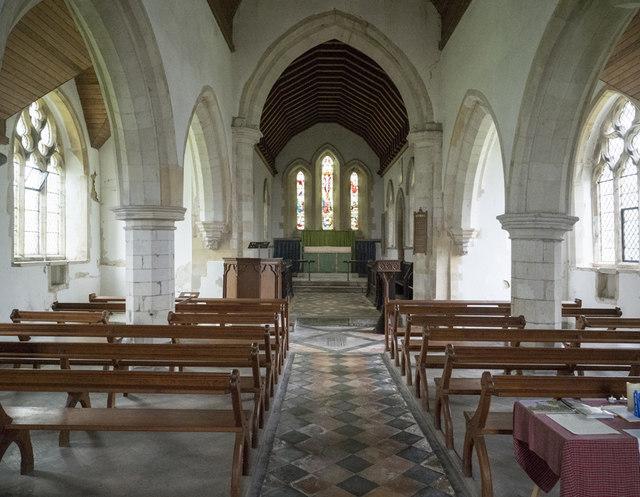 St Michael, Longstanton - East end