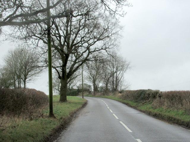 Langley Road Near Manor Farm