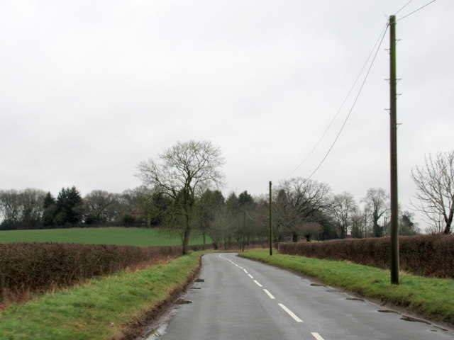 Langley Road Near Wolverton