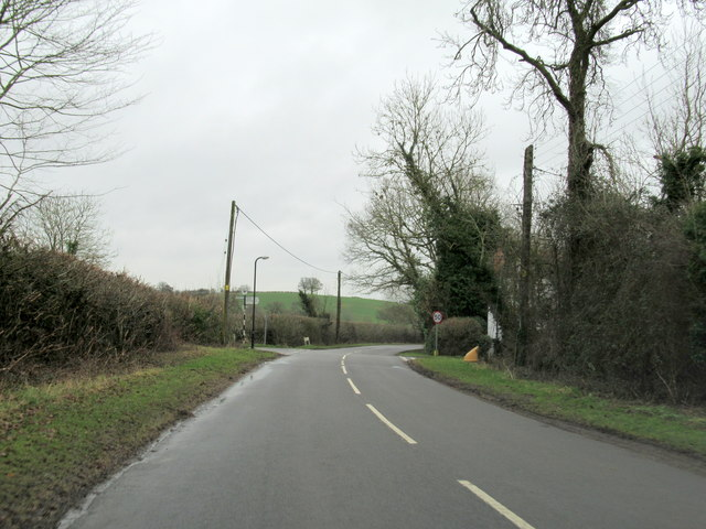Wards Hill Norton Lindsey Near Brittons Lane Crossroads