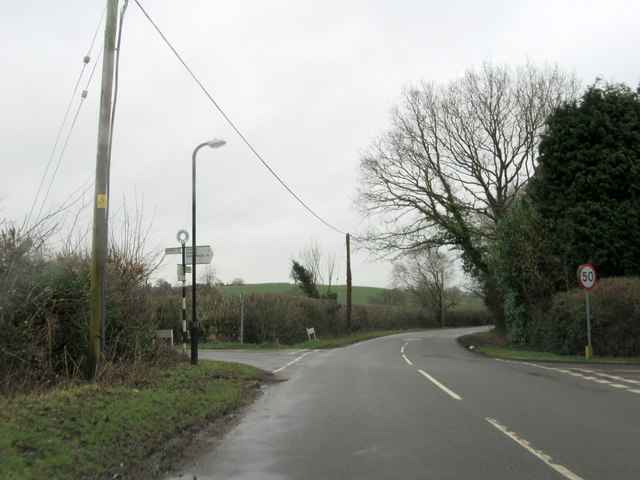 Wards Hill Norton Lindsey at Brittons Lane Crossroads