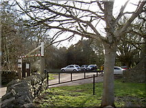 ST6470 : Bickley Wood car park by Neil Owen