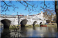 TQ1774 : Richmond Bridge by Des Blenkinsopp