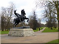 TQ2680 : Physical Energy Statue in Kensington Gardens by PAUL FARMER