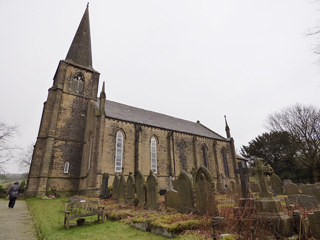 St Mary, Cottonstones - south side