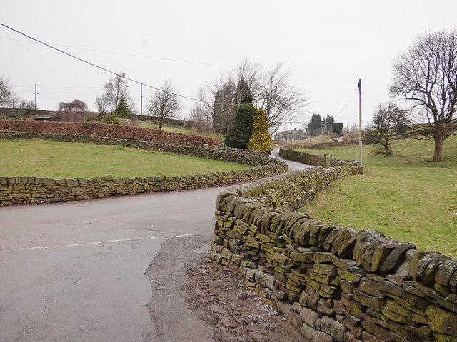 Deep Lane, Cottonstones