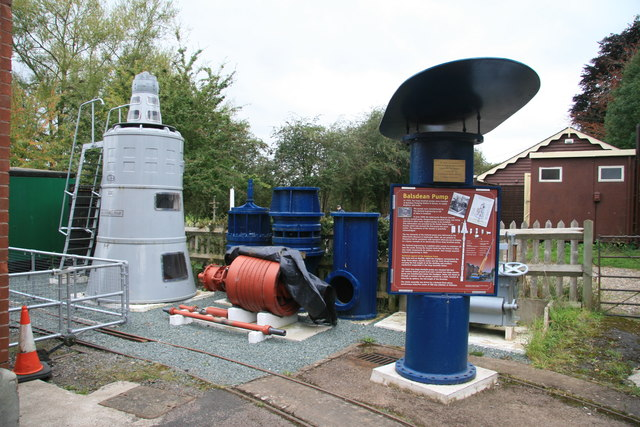 Hereford Waterworks Museum - Balsdean Pump