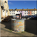 SX9372 : Oh no, not an Arts Quarter! Northumberland Place, Teignmouth by Robin Stott