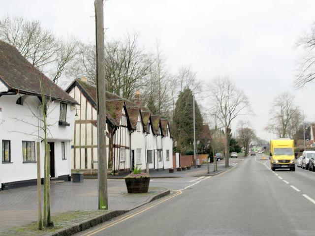 West Street Warwick