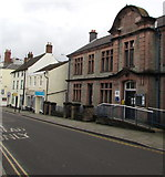 ST5393 : Chepstow Police Station, Moor Street, Chepstow by Jaggery