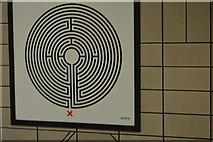 TQ2681 : Labyrinth #55 by N Chadwick