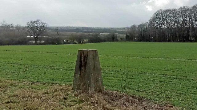 Jaggers Triangulation Pillar