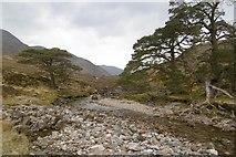NM9372 : Cona River by Richard Webb