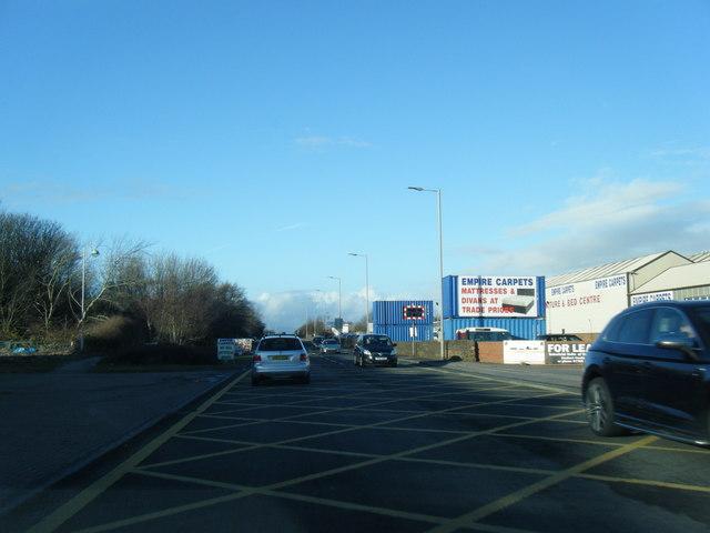 A590 Walney Road