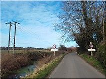 TG0442 : Glandford Road, Cley-next-the-Sea by Malc McDonald