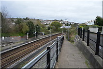 SX4458 : St Budeaux Ferry Road Station by N Chadwick