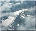 ST2844 : Parrett estuary from the air by Derek Harper