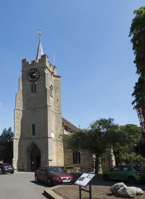 St Peter & St Paul, Chatteris