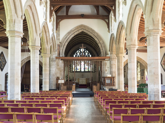 St Peter & St Paul, Chatteris - East end