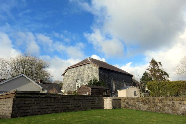 Capel Gwastad Chapel