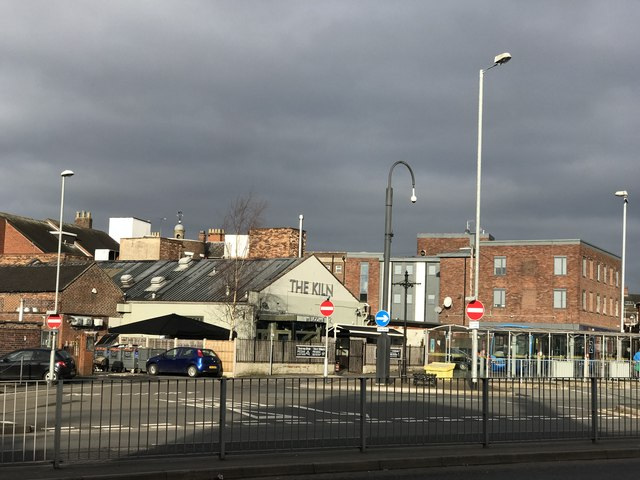 Stubbs Street and the bus station