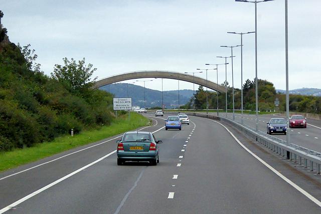 North Wales Expressway, Rainbow Bridge