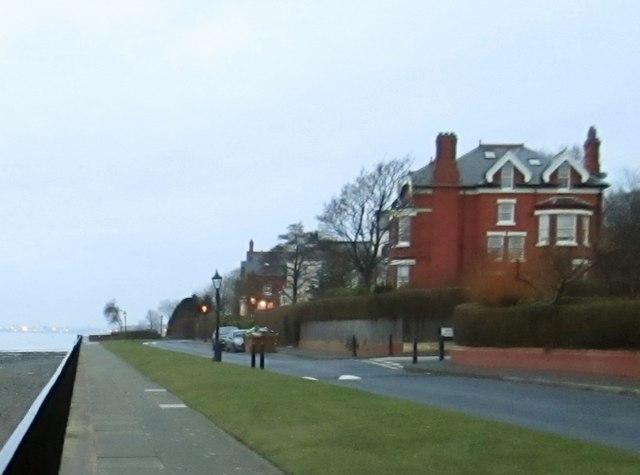 Knowsley  Road  and  Cressington  Esplanade  junction