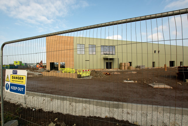 Phase 2b on the Anchorwood Bank retail development