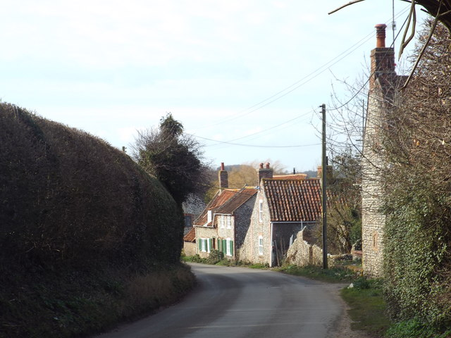 Holt Road, Cley-next-the-Sea
