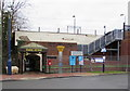 SK1000 : Western entrance to Blake Street railway station, Sutton Coldfield by Jaggery