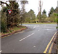 SK1000 : Northern end of Station Approach, Hook Hill, Sutton Coldfield by Jaggery