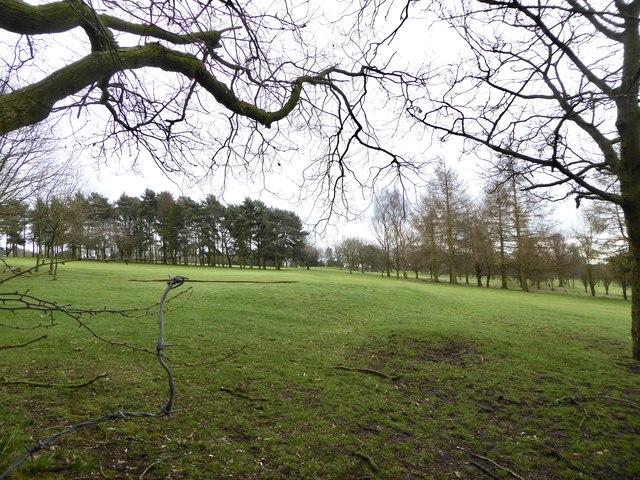 Wolstanton Golf Course