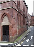 SK3587 : St Peter's Close, Sheffield by David Hallam-Jones