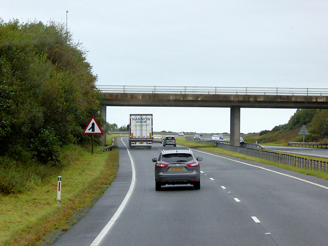 North Wales Expressway, Bridge at Junction 3